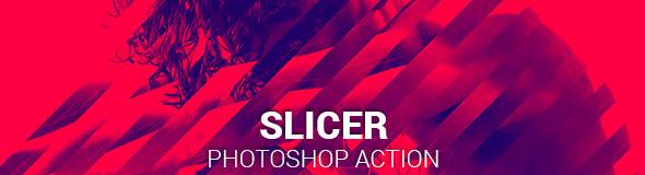 Artistic Glitch Photoshop Action - 3