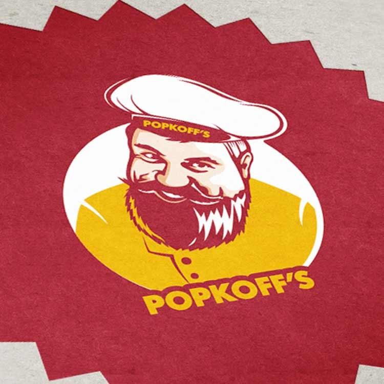 Rediseño Popkoff's