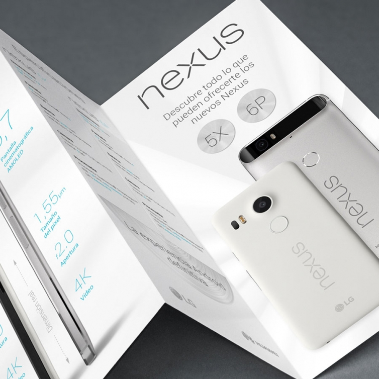 Folleto nexus