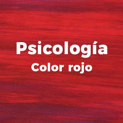 portada psicología color rojo