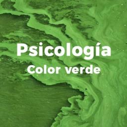 portada psicología color verde