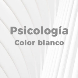 portada psicología color blanco