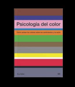 portada libro psicologia del color eva heller