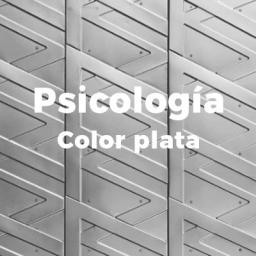 portada psicología color plata