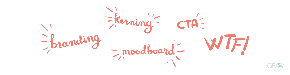 palabras argot diseño grafico